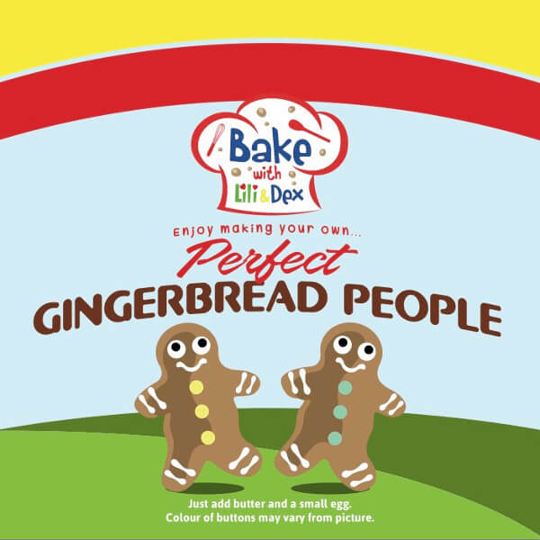 Perfect Gingerbread People